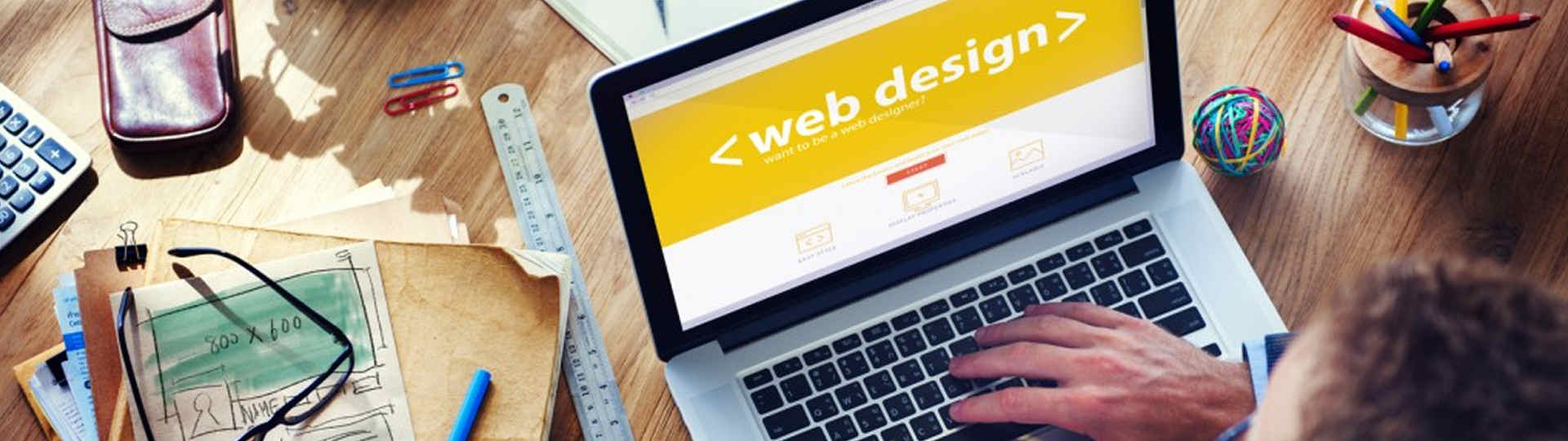 Progettazione e Sviluppo Siti Web professionali