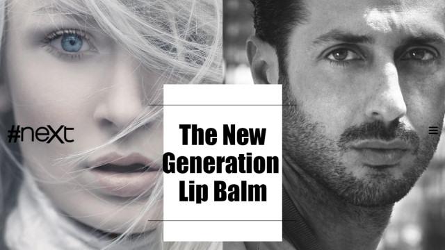 #next The New Generation  Lip Balm - Realizzazione sito web