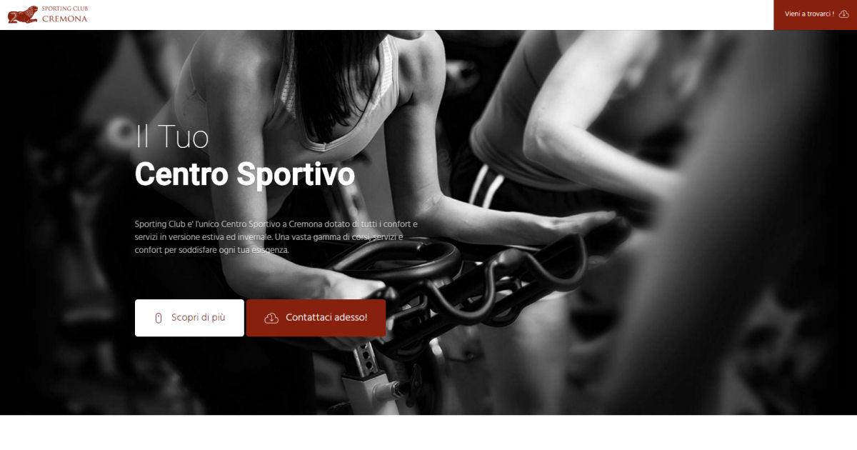Sporting Club Cremona - Campagna corsi fitness